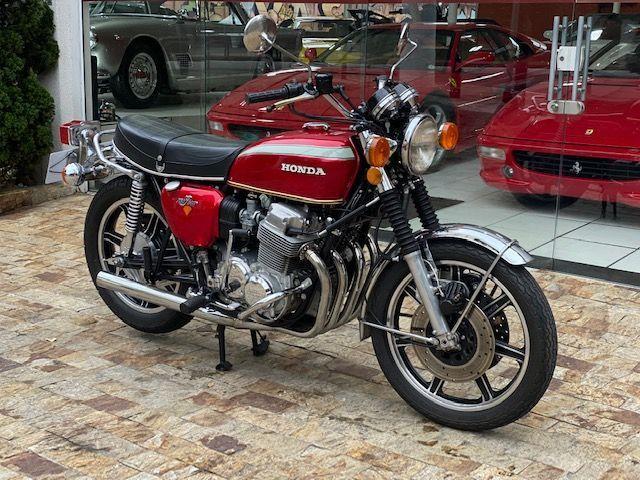 HONDA CB 750 K - 1974 Motos Antigas