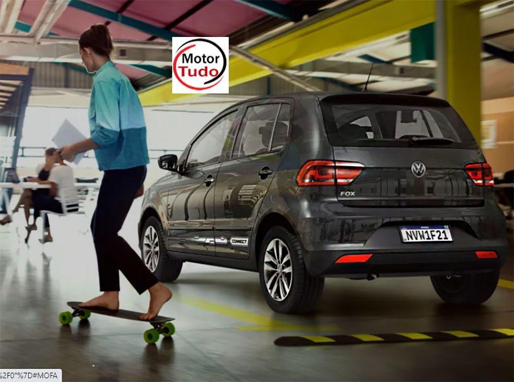 VW Fox Xtreme 1.6 2021 desatualizado, mas pode ser uma compra interessante