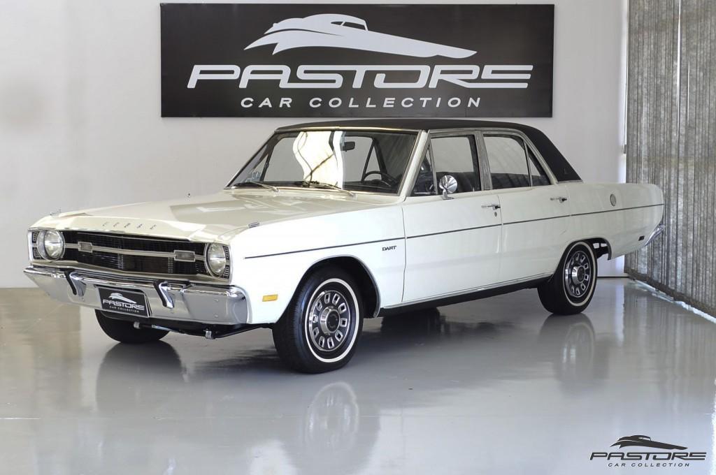 Dodge Dart Sedan 1970 A Montadora Americana Finalmente Desembarca No Brasil Carros Antigos